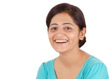 Girl Smiling Royalty Free Stock Image