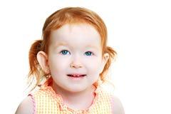 Girl smiling Royalty Free Stock Photo