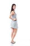 Girl standing Stock Photo