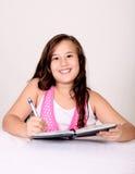 Girl Student Royalty Free Stock Photos