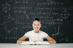 Girl student Royalty Free Stock Photos
