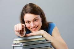 Girl Student Stock Image