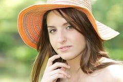 Girl Summer Stock Images