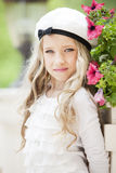 Girl in Summer Royalty Free Stock Photo