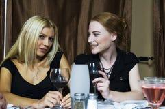 Girl talk Royalty Free Stock Image