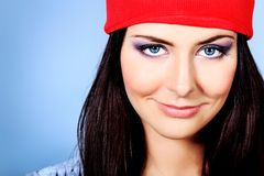 Girl teen Royalty Free Stock Images