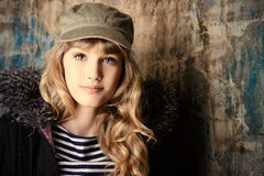 Girl teen Royalty Free Stock Photography