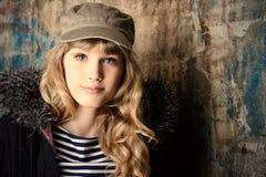 Girl teen royalty free stock photography