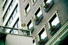 Girl at Tokyo, Shibuya Royalty Free Stock Image