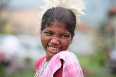 tribal Girl Stock Photos