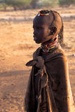 Girl Turkana (Kenya) Royalty Free Stock Photography