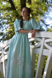 Girl in a Victorian dress. Mysterious girl in a Victorian dress Royalty Free Stock Images