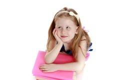 Girl wants Royalty Free Stock Photo