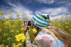 Free Girl With A Camera Stock Photos - 13854303