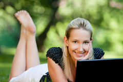 Free Girl With Notebook Stock Image - 14514941