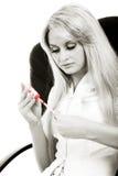 Girl With Syringe