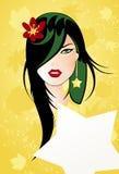 Girl2 Images libres de droits