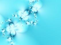 girlandę kwiatów Ilustracji