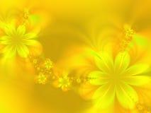 girlandę kwiatów Fotografia Royalty Free