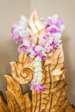 girlandę kwiatów Zdjęcie Royalty Free
