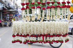 girlanda tajlandzka Zdjęcia Royalty Free