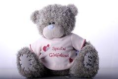 Girlfriend bear Stock Photography