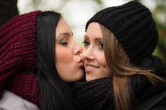 girlfriends images stock