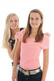 girlfriends foto de stock