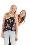 girlfriends imagens de stock