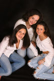 girlfriends fotografia de stock