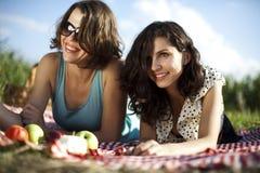 girlfriends photographie stock