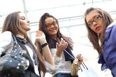 Girlfriends Meeting Royalty Free Stock Photos