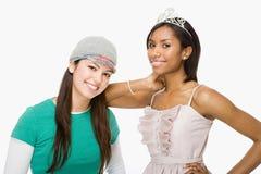 girlhood obraz royalty free