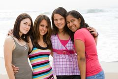 Girls Stock Photography