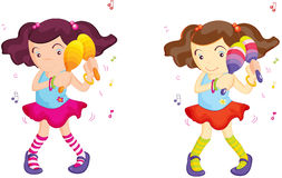 Girls Royalty Free Stock Images