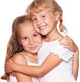 Girls Royalty Free Stock Photography