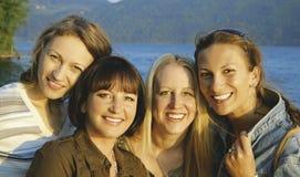 Girls 3 Royalty Free Stock Image
