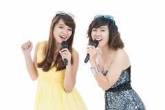 Girls band Stock Image