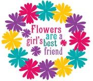 Girls Best Friend Royalty Free Stock Photo