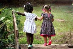 Girls, Children, Kids, Friends Royalty Free Stock Photography