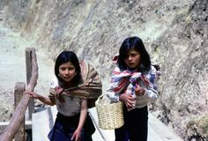 Girls from Cusco Royalty Free Stock Images
