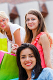 Girls' Day Out Royalty Free Stock Image