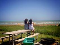 Free Girls Enjoying The Holidays Royalty Free Stock Photo - 83996605