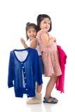 Girls of fashion Stock Photos