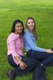 Girls Friends Stock Photography