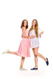 Girls friends Royalty Free Stock Photo