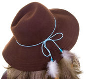 Girls Hat Stock Images