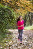 Girls Jogging Royalty Free Stock Photos
