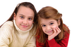 Girls Stock Image