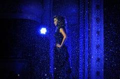 Girls at Miss Ukraine Royalty Free Stock Photo